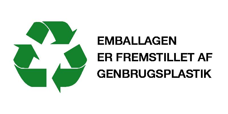 Plastik genanvend-DK